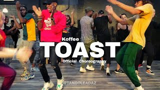 Gambar cover Koffee- Toast | Tango Leadaz Class Choreography