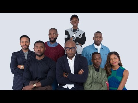 Barry Jenkins, André Holland, Mahershala Ali, Naomie Harris and more on 'Moonlight' at TIFF