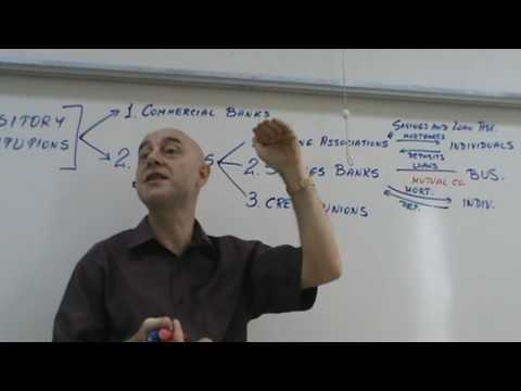 Financial Markets and Institutions - Lecture 41