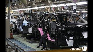 르노삼성, 노조 게릴라 파업에 부분 직장폐쇄 맞대응