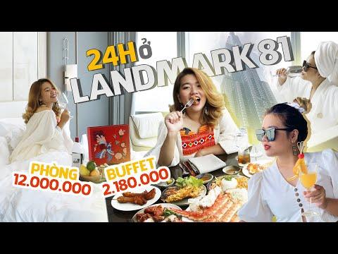 5 SAO LU BAO #5 | 24H SANG CHẢNH Ở LANDMARK 81 BOOK KHÁCH SẠN 12.000.000/ĐÊM | THÁNH ĂN TV