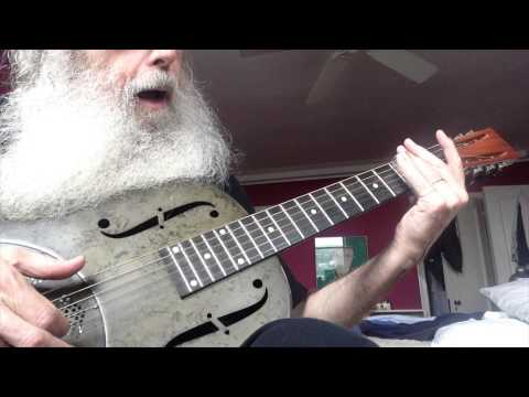 Slide Guitar Blues Lesson - Spoonful Howlin Wolf Version In Open D. Slide Spoonful Blues!