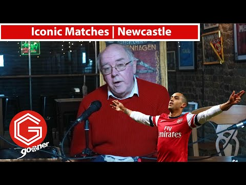 Walcott's 7-3, Supermac's Triple, Charlie George's '71 Winner | Arsenal V Newcastle | Iconic Matches