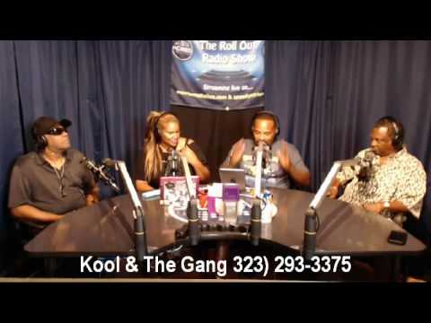 The Roll Out Show   KOOL AND THE GANG INTERVIEW 8 29 16