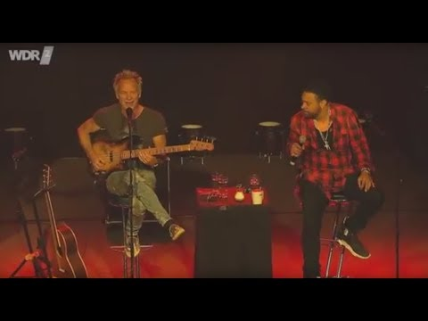 Sting + Shaggy + Dominic Miller - Morning Is Coming | 2018 Live At The Church Cologne