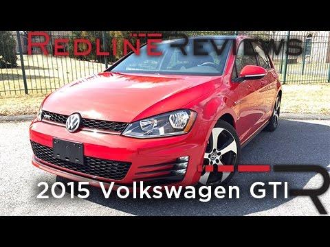 2015 Volkswagen GTI – Redline: Review