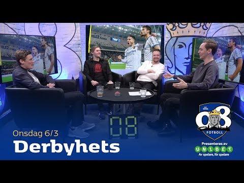 08 Fotboll: Derbyhets
