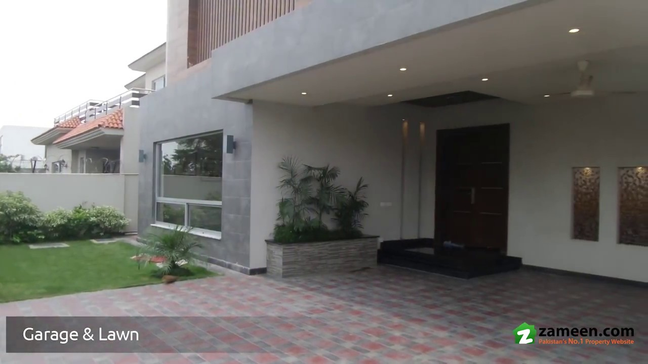 1 kanal owner build house for sale in dha phase 6 block for Building a house for 250k