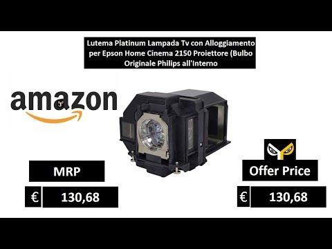 Epson Home Cinema 2150 videos (Meet Gadget)