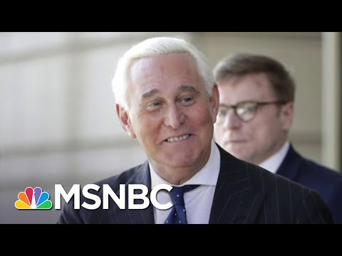 Frank Figliuzzi: Stone Could Put Trump In Jail With What He Knows | The 11th Hour | MSNBC
