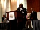 Rev FD Sampson Preaching Late Night at the National Baptist Convention of America
