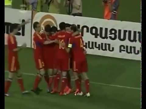 Армения-Казахстан 3-0 все голы