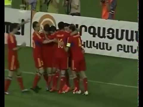 Армения-Казахстан 3-0 Հայաստան - Ղազախստան 3 - 0