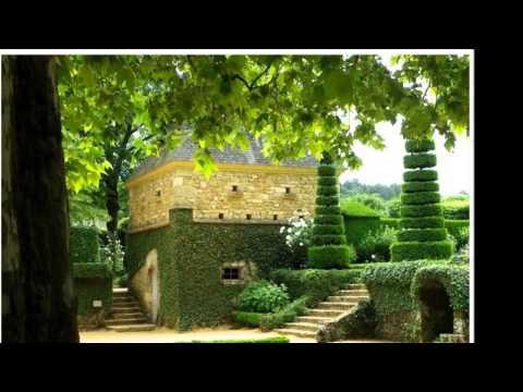 Topiary: Dragons, Cranes, Geometric Shapes & Animals, etc