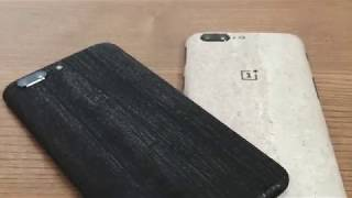 Applying dbrand skin in first GO! Is it possible? | OnePlus 5 | Black Dragon | Skins & Wraps