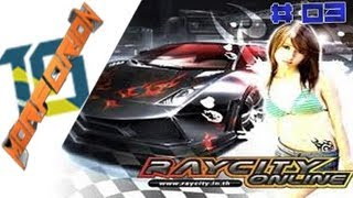 RayCity - GamePlay Correndo pelas ruas