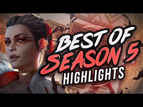 Tollis Best Of Season 5 Stream Highlights - Best Plays, Funny Moments, Bugs