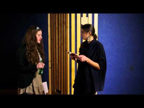 LES COMEDIENS - 1x03 : Le sens de la compétition