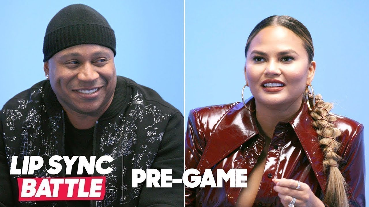 Gettin' to Know LL Cool J & Chrissy Teigen | Lip Sync ...