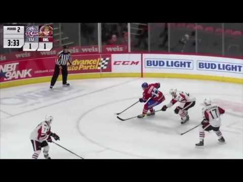 Nikita Scherbak #17 - Midseason Highlights