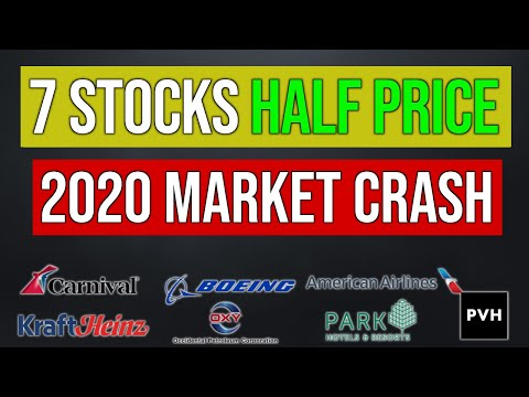 7 Stocks Down OVER 50%. Are They A Buy Now?