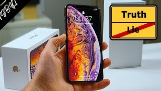iPhone Xs Max REVIEW - The TRUTH After 5 Days! Video