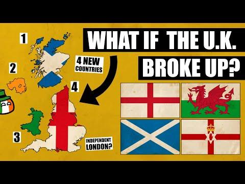 What If The United Kingdom Broke Up?