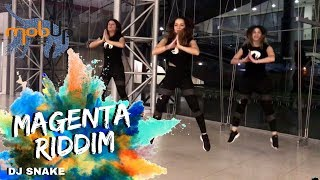 DJ SNAKE - MAGENTA RIDDIM | MOBUP® FITNESS Choreography | Dance Mob®