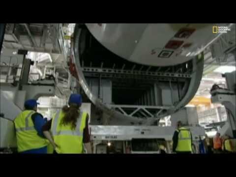 Obras Incríveis: Airbus A380 - O Gigante do Céu