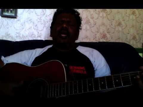 Indian singing Hokkien Song