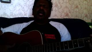 Indian singing Hokkien Song