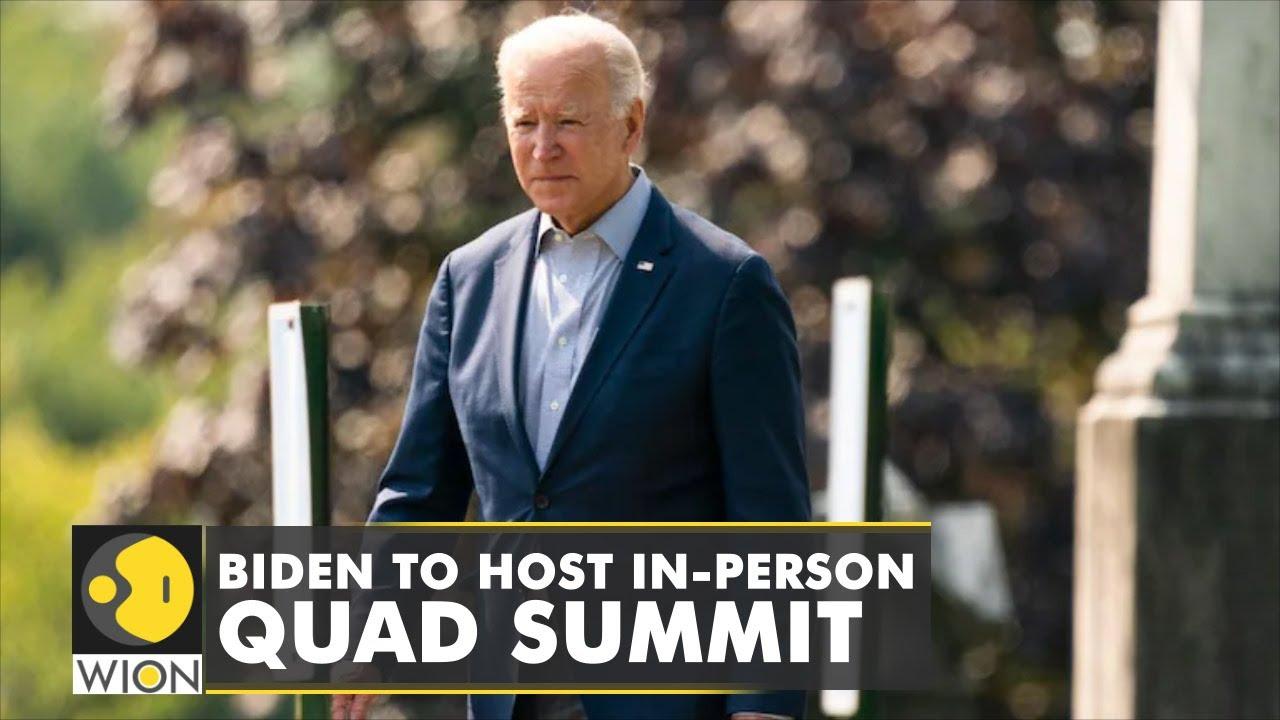 Download United States: US President Joe Biden to host in-person Quad Summit | Latest World English News