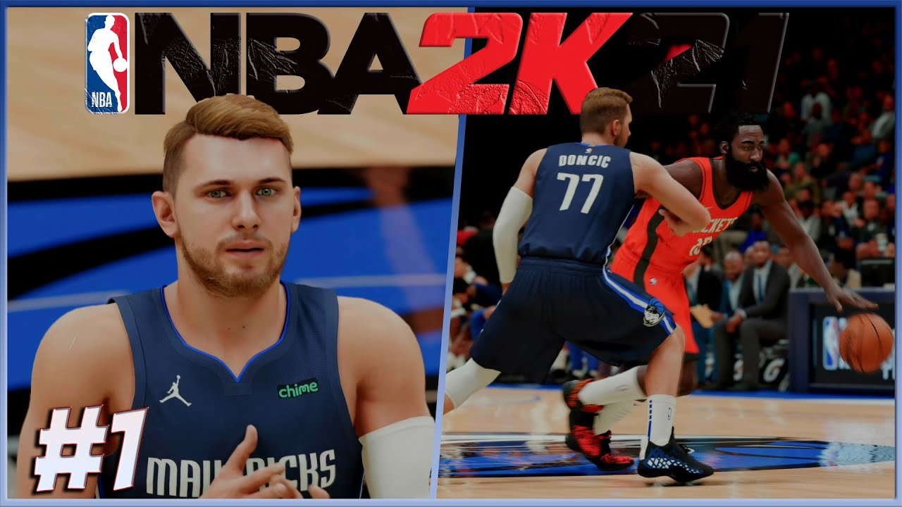 Texas Showdown!  | NBA 2K21 Next Gen | Mavericks MyLeague | Ep. 1