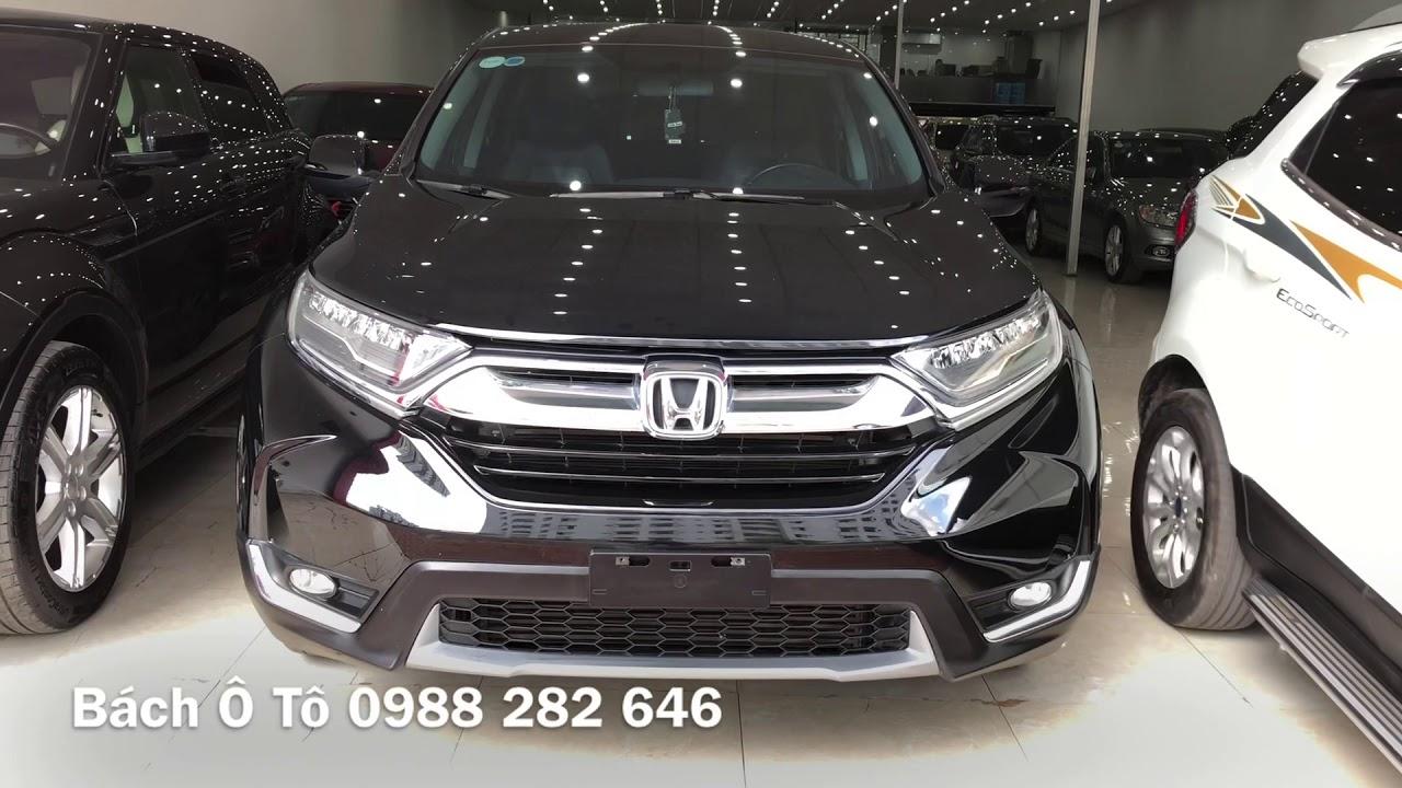 Xe Nhập Khẩu Honda CRV 1.5G 2018   Bách Ô Tô 0988 282 646