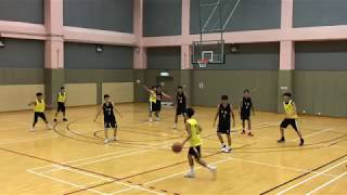Publication Date: 2018-09-29 | Video Title: 李炳vs可譽28/9,2018第一節