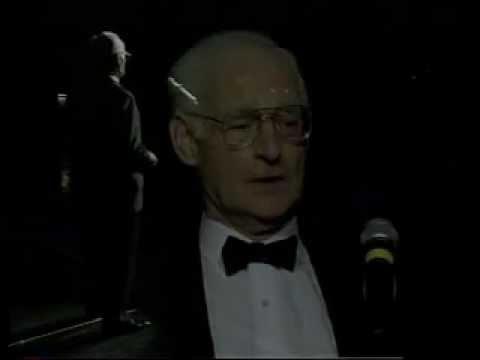 Joe Woodcock sings