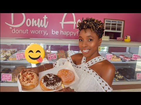 ANTIGUA DONUT Shop- Donut Ace