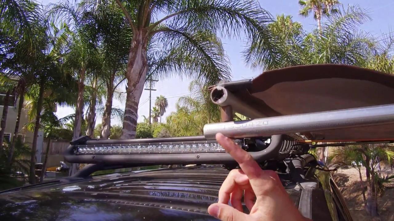 Diy Truck Awning Under 100 Build Explanaition Youtube