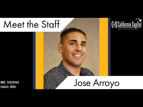 Meet the Team: Jose Arroyo
