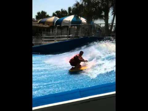 Flow rider Waterville USA