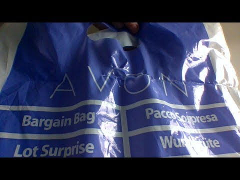 AVON BARGAIN BAG OCTOBER OPENING ....