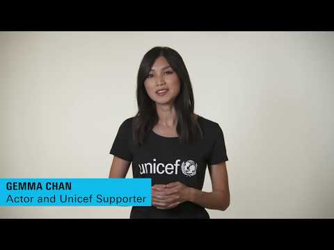#WorldPolioDay - a word from Gemma Chan