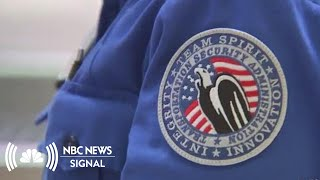 How The Shutdown Really Impacts National Security | NBC News Signal