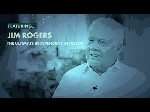 The Next Bear Market Will Be Worse | Jim Rogers Interview