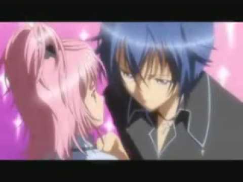 Shugo Chara - Amu x Ikuto - Everytime we touch - - YouTube