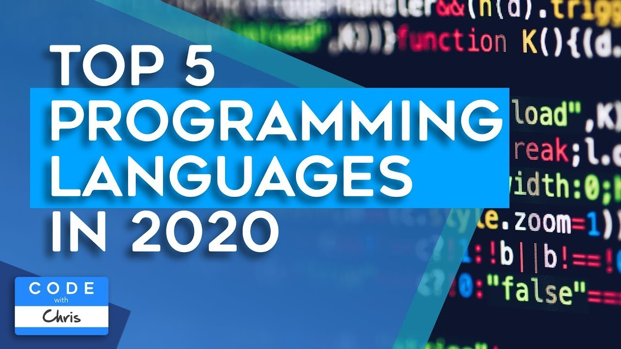 Top 5 Programming Languages in 2020 for Building Mobile Apps