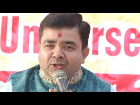 Bhajan Sandhya by Dr Rajesh Universe @ Lions Club, Faridabad maitree-Part-1
