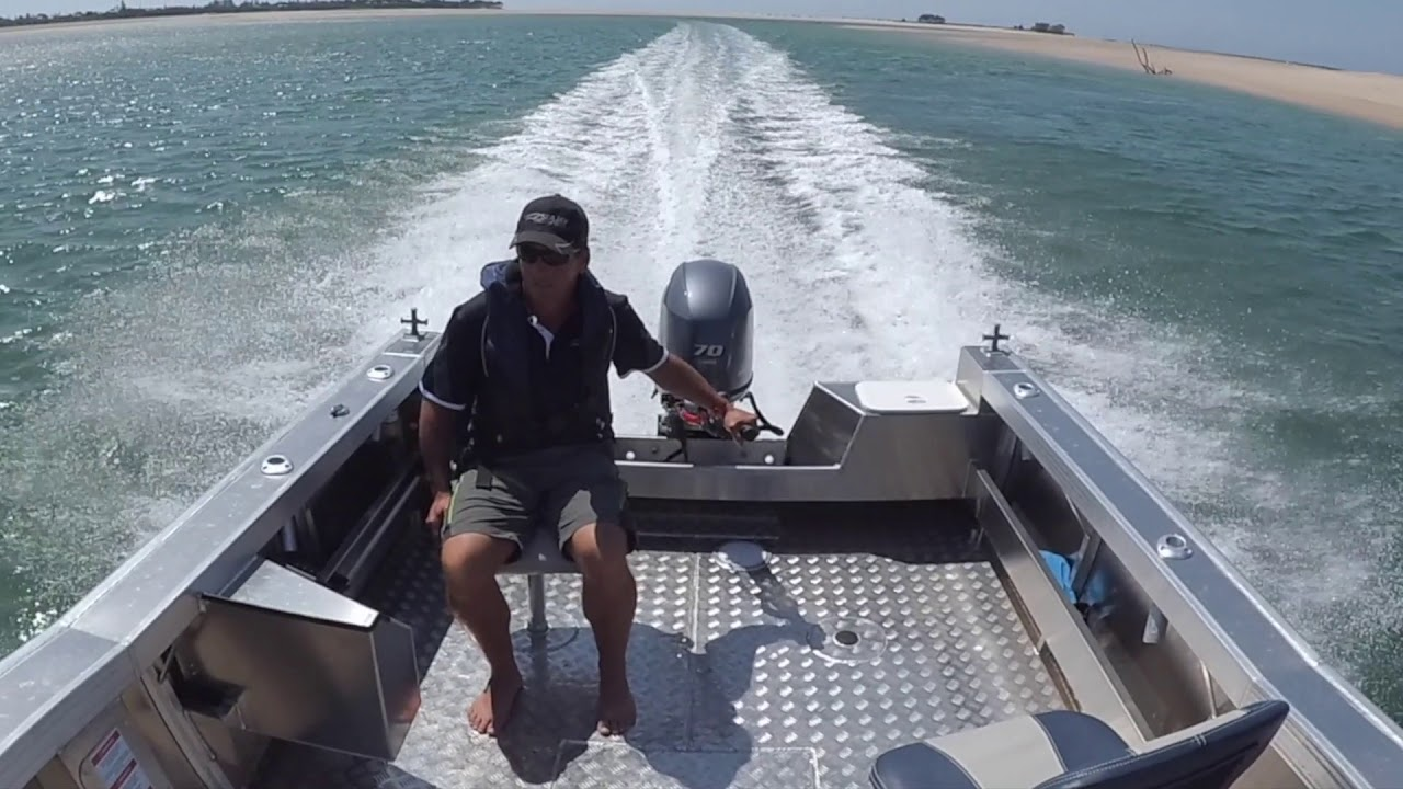 460 Ranger by Sea Jay Boats