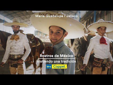 Vistiendo una tradición – Rostros de México | Coppel
