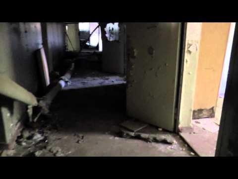 Verlassene Orte - Lost Places - Die NVA Kaserne